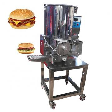 Europe Style Hamburger Patty Making Machine Meat Pie Forming Machine