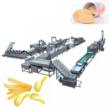 Ce Approved Automatic French Fries Production Line Potato Chips Making Machine Price