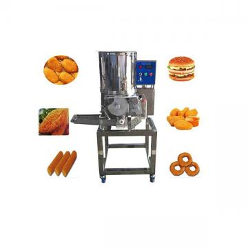 Hamburger Patty Maker Press Beef Burger Making Machine